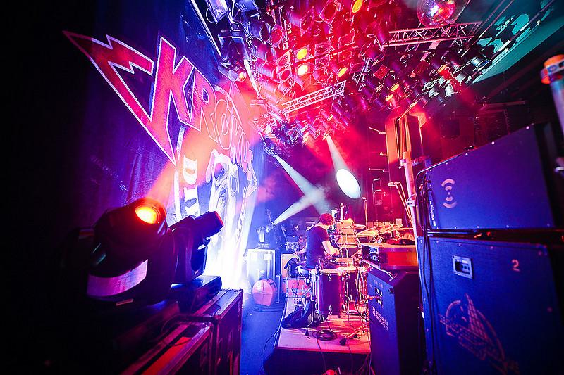 01 Krokus - The Close Contact Dög Tour 2013